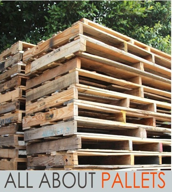 Library Pallet Project